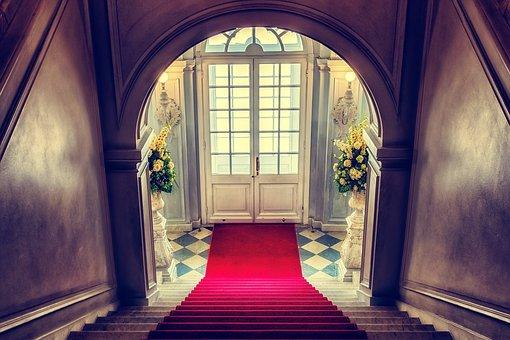 Input, Foyer, The Entrance Foyer