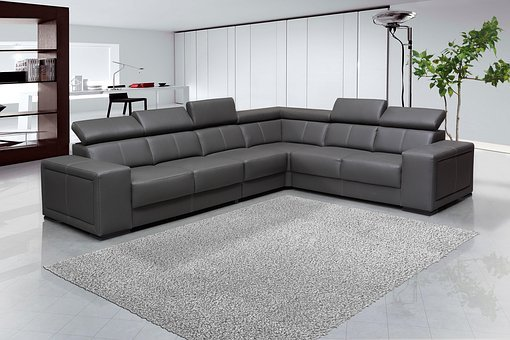 Sofa, Interior Design, Leaving Room