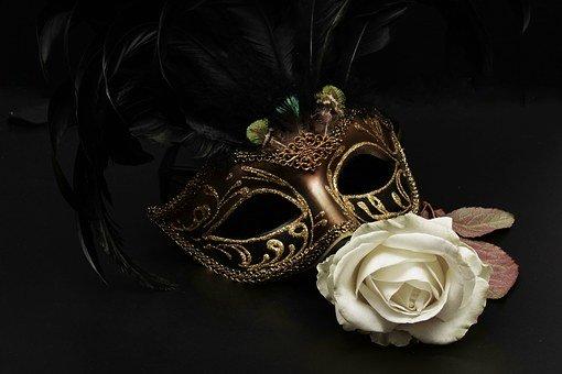 Mask, Carnival, Venice, Mysterious