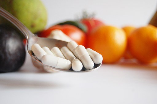 Health, Cure, Vitamins, Tablets