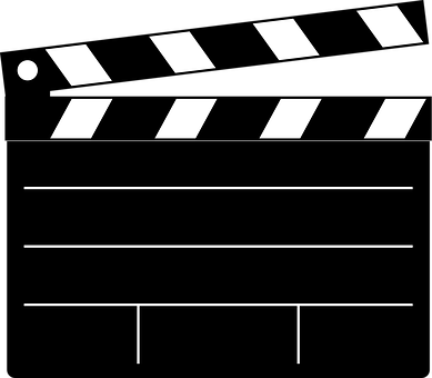 clapperboard 29986 340