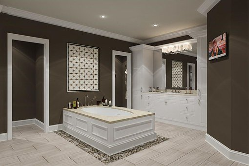 Master Bathroom Remodeling For His and Hers