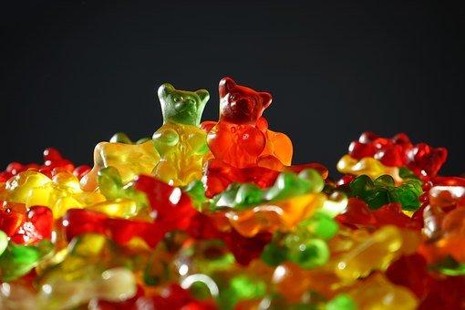 Gummibärchen, Gummi Bears, Gummi Bear