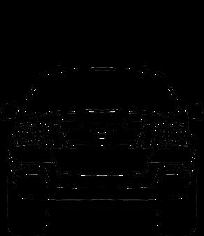 Suv, Suburban, Front, Vehicle