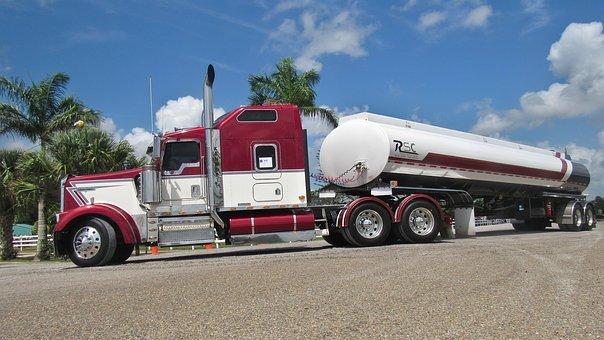 Kenworth, Truck, Tanker
