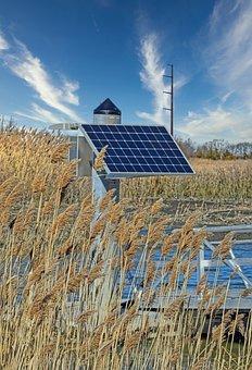Panel, Power, Solar, Electricity