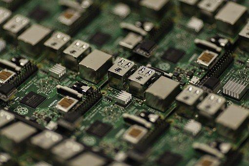 Usb, Technology, Computer, Microchip