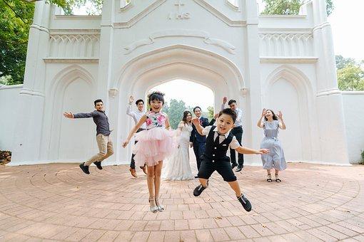 Wedding, Love, Happy, Couple, Happiness