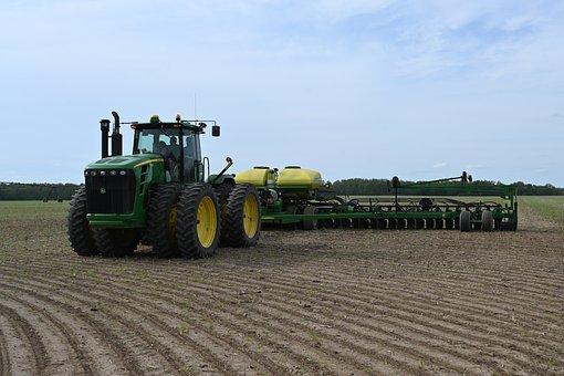 Farm, Farming, Agriculture, John Deere