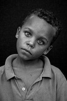 People, Portrait, Child, Male